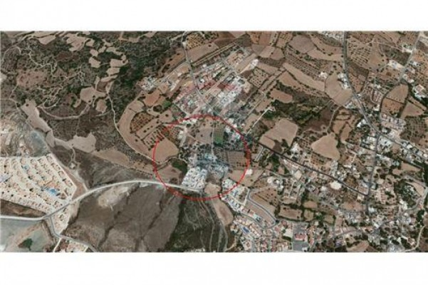 Land for Sale in Tremithousa, Paphos, Cyprus