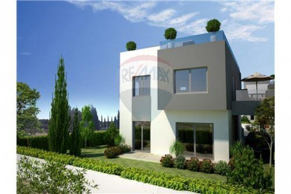 Villa for Sale in Konia, Paphos, Cyprus