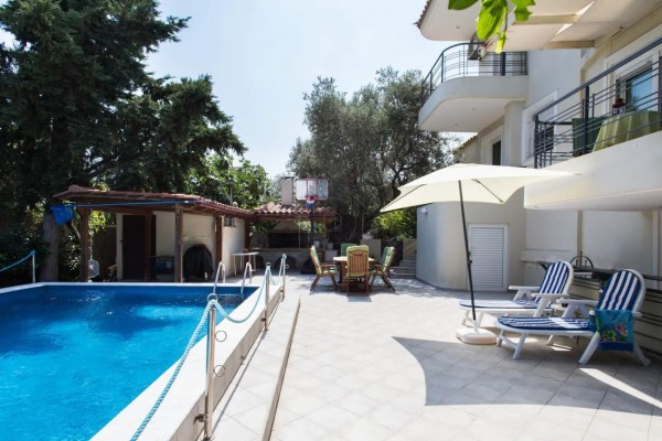 Villa for Sale in North & East Region of Athens, Greece