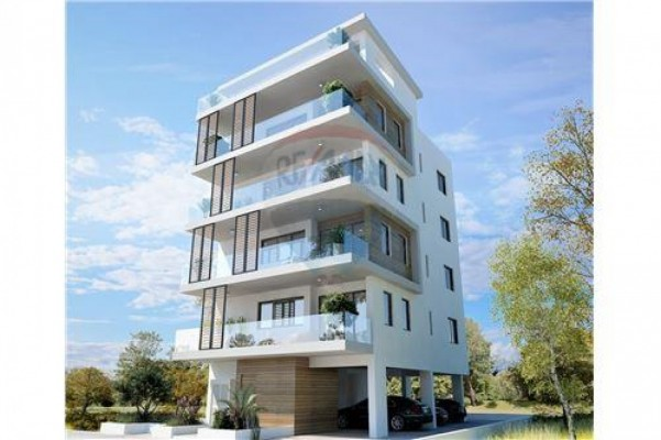 Apartment for Sale in Chrysopolitissa, Larnaka, Cyprus