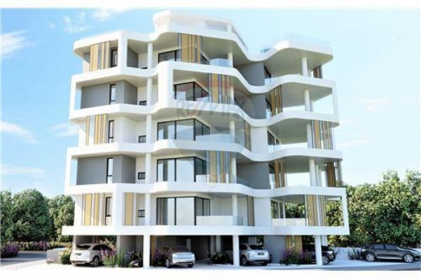 Apartment for Sale in Archiepiskopos Makarios III, Larnaka, Cyprus