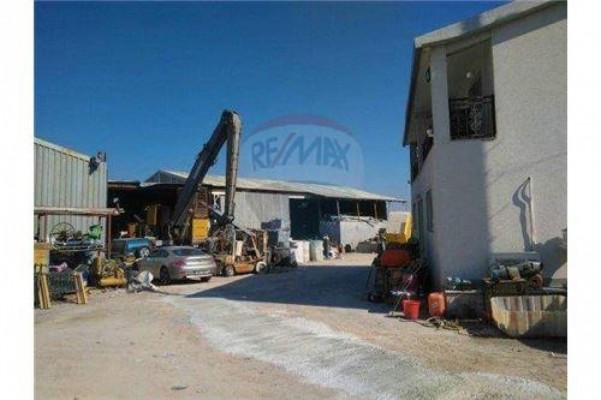 Industrial Estate for Sale in Agia Barbara, Paphos, Cyprus