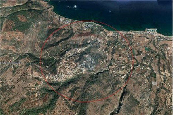 Land for Sale in Neo Chorio, Paphos, Cyprus